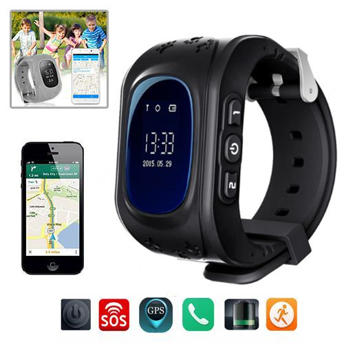 SOS Montre GPS Tracker